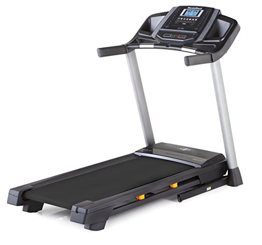 Normally $670, this treadmill is 33 percent off today (Photo via Amazon)