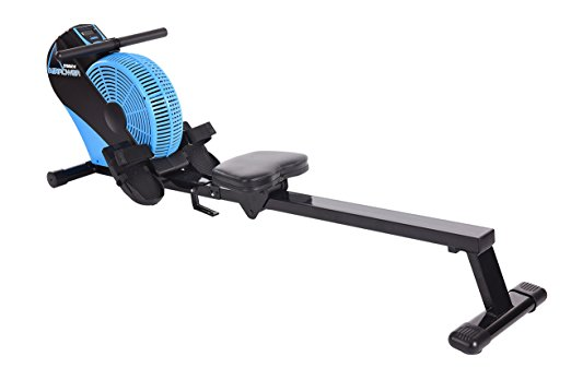 Normally $400, this rowing machine is 43 percent off today (Photo via Amazon)