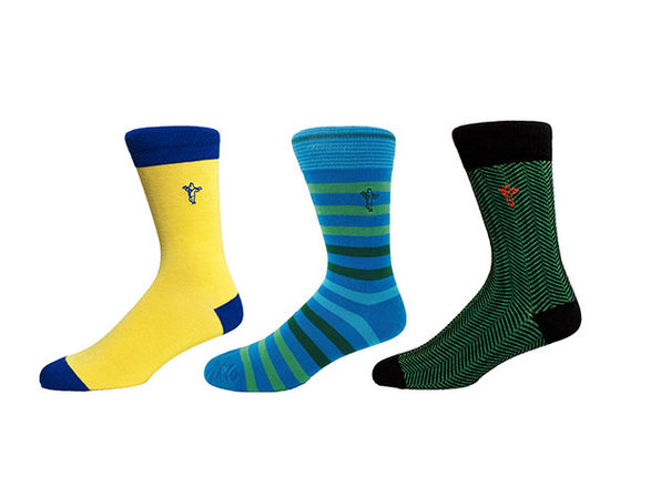 Normally $48, this 3-pack of socks is 31 percent off