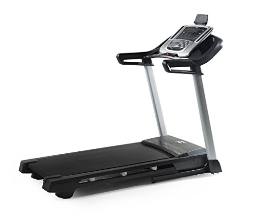 Normally $875, this treadmill is 37 percent off today (Photo via Amazon)
