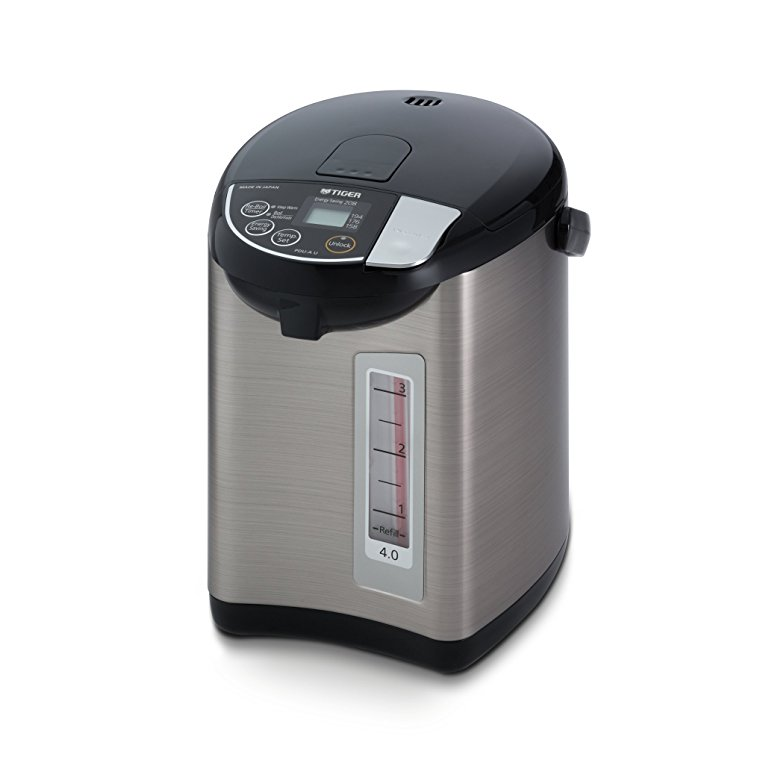 Normally $130, this water boiler is 24 percent off today (Photo via Amazon)