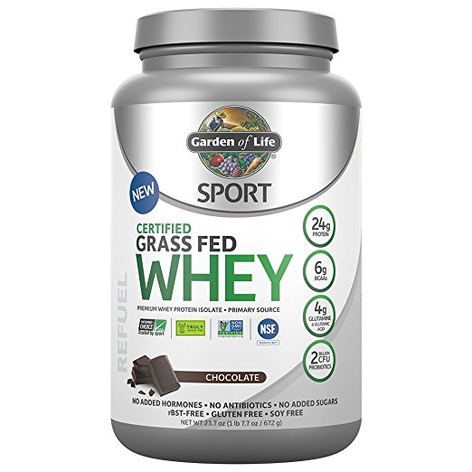 Normally $55, this whey protein is 51 percent off today (Photo via Amazon)