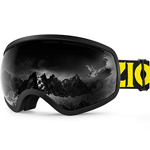 Normally $178, these ski goggles are 92 percent off today (Photo via Amazon)