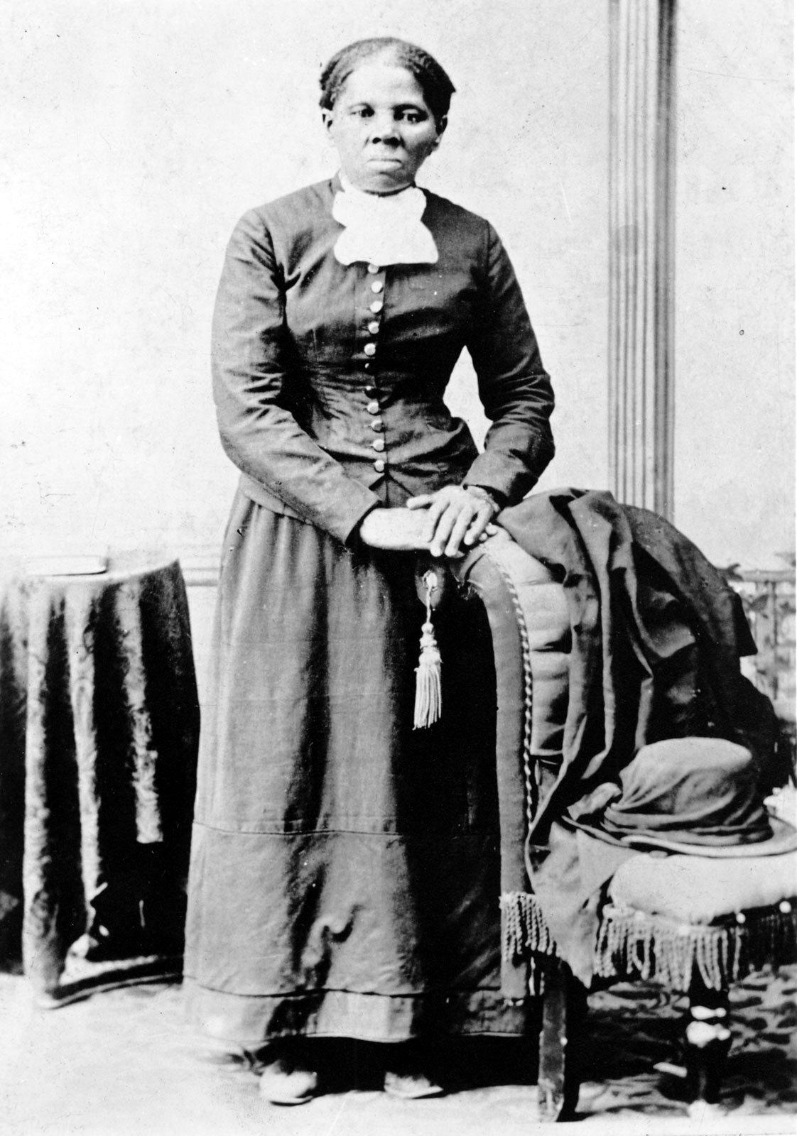 Harriet Tubman/ H.B Lindsey/ WikiMedia Creative Commons