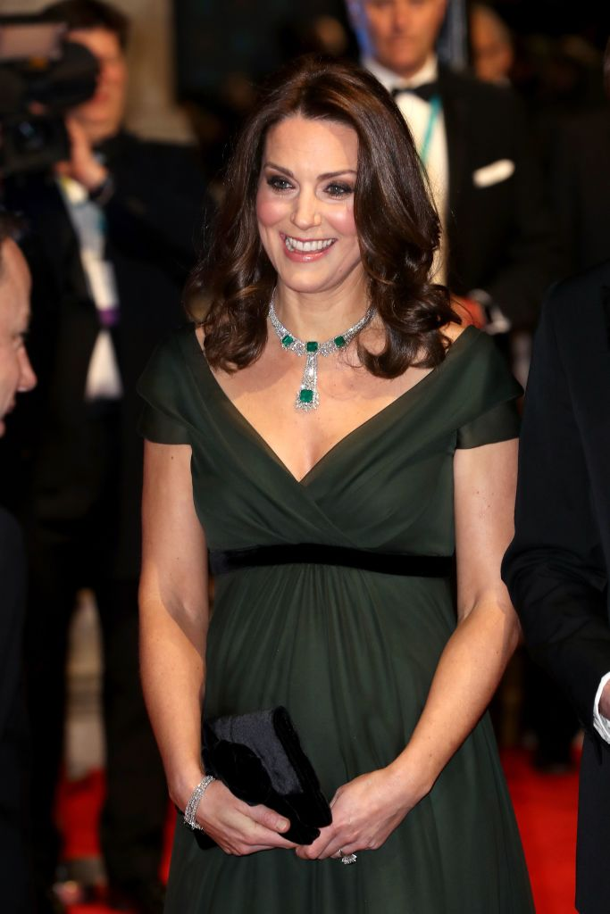 Theres A Good Reason Kate Middleton Didnt Adhere To The All Black