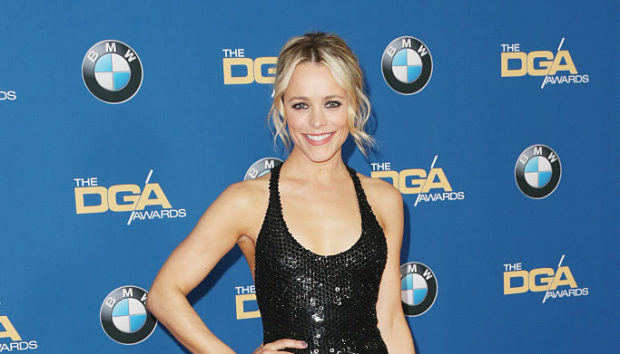 LOS ANGELES, CA – FEBRUARY 06: Actress Rachel McAdams attends the 68th Annual Directors Guild Of America Awards at the Hyatt Regency Century Plaza on February 6, 2016 in Los Angeles, California. (Photo by Frederick M. Brown/Getty Images)