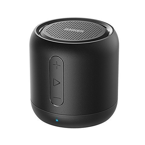 Normally $30, this mini bluetooth speaker is 43 percent off today (Photo via Amazon)
