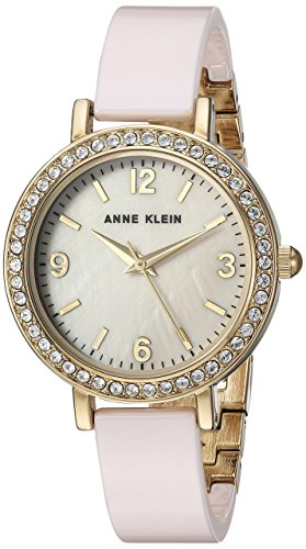 Normally $150, this Anne Klein women's watch is 73 percent off today (Photo via Amazon)