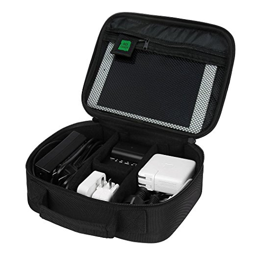 Normally $20, this travel organizer is 37 percent off today (Photo via Amazon)