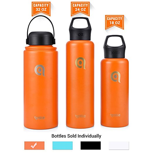 Normally $18, the 24oz version of this water bottle is 42 percent off today (Photo via Amazon)