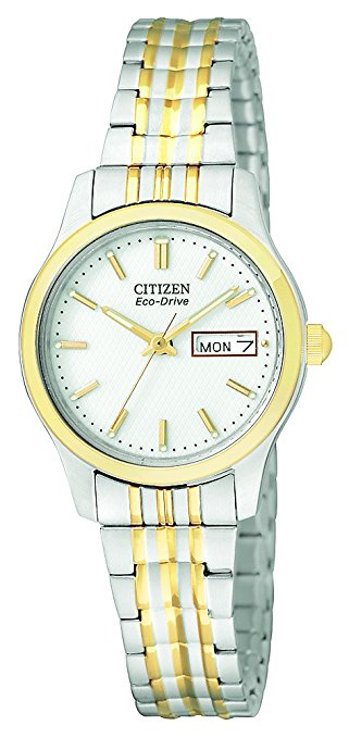 Normally $225, this Citizen women's watch is 67 percent off today (Photo via Amazon)