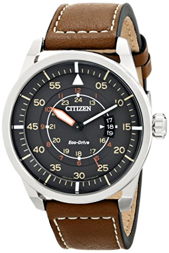 Normally $200, this Citizen men's watch is 64 percent off today (Photo via Amazon)