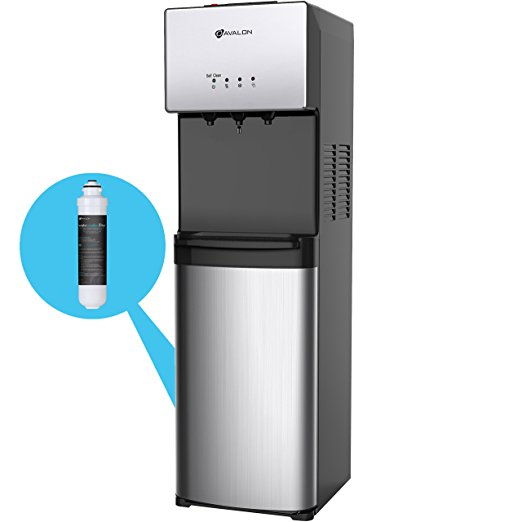 Normally $300, this commercial grade water cooler is 34 percent off today (Photo via Amazon)