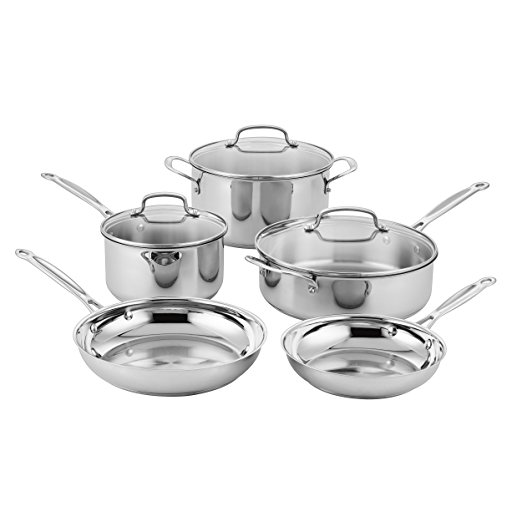 Normally $365, this 8-piece cookware set is 73 percent off today (Photo via Amazon)