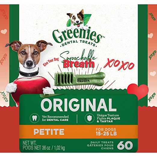 Normally $35, these dog treats are 31 percent off today (Photo via Amazon)