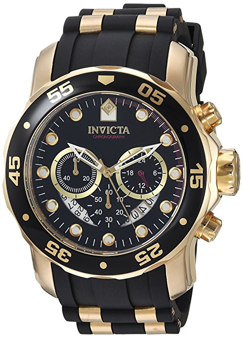 Normally $163, this Invicta watch is 63 percent off today (Photo via Amazon)