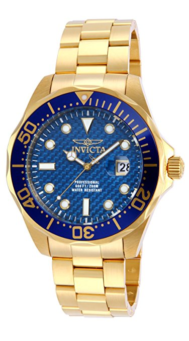 Normally $800, this Invicta men's watch is 94 percent off today (Photo via Amazon)