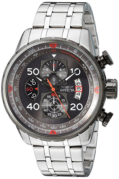 Normally $900, this Invicta men's watch is 94 percent off today (Photo via Amazon)