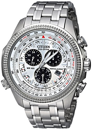 Normally $500, this Citizen men's watch is 65 percent off today (Photo via Amazon)