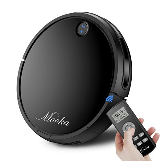 Normally $200, this robotic vacuum is 23 percent off with this code (Photo via Amazon)