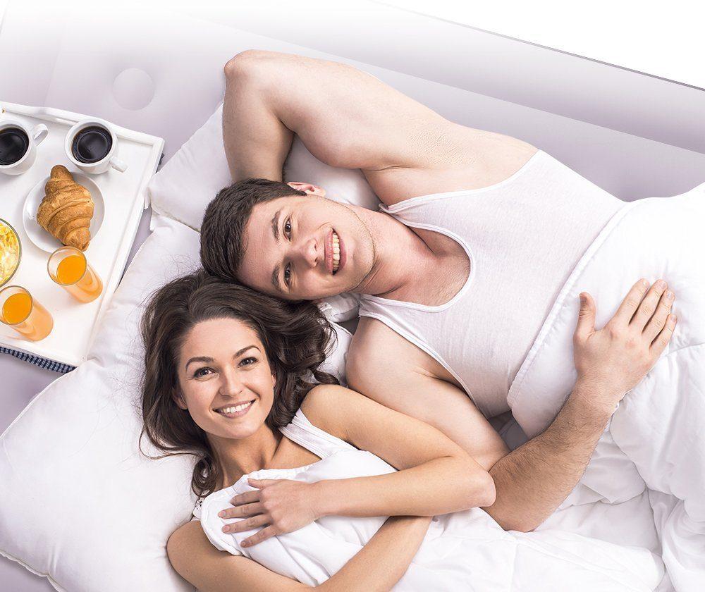 Perfect for couples (Photo via Amazon)