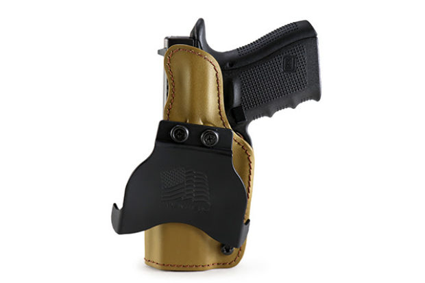 RELIC Series Paddle OWB Holster (Credit: JM4 Tactical)