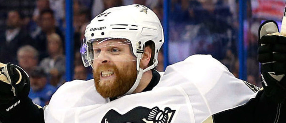 Phil Kessel\'s Hair Is Looking Bad | The Daily Caller