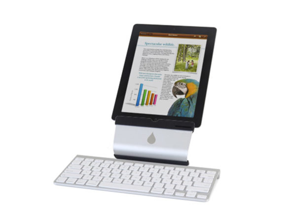 Normally $50, this iPad lap stand is 19 percent off