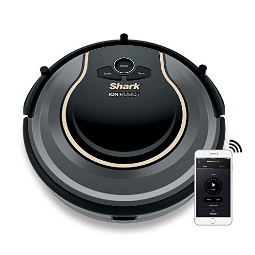 Normally $350, this Shark robot vacuum is 26 percent off today (Photo via Amazon)