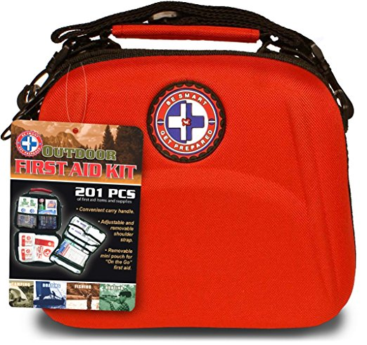Normally $29, this first aid kit is 22 percent off today (Photo via Amazon)