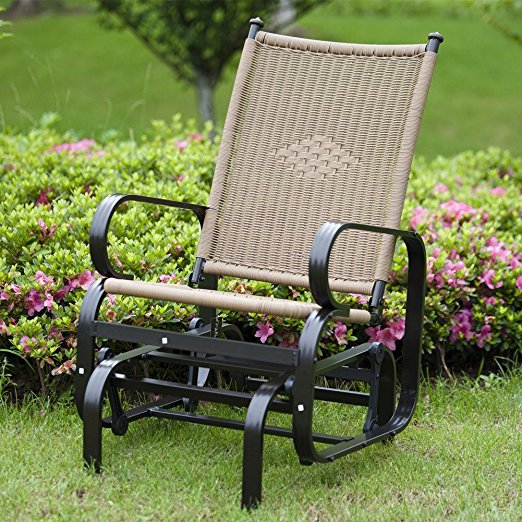 Normally $200, this #1 bestselling patio chair is 68 percent off today (Photo via Amazon)