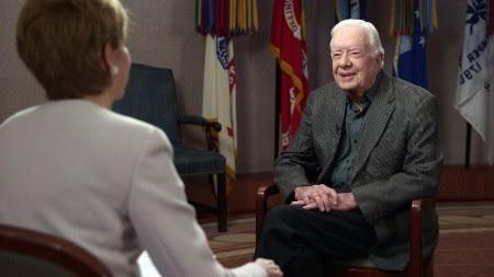 Jimmy Carter (CBS Sunday Morning)