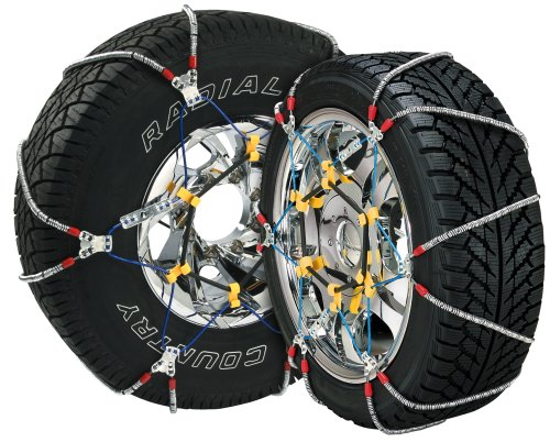 Normally $153, these snow chains are 66 percent off (Photo via Amazon)