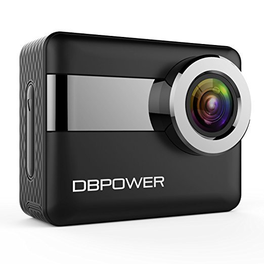 Normally $90, this 4K action cam is 33 percent off with this code (Photo via Amazon)