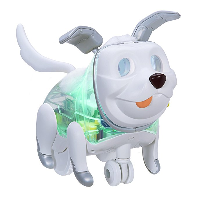 Normally $120, this robo pup is 40 percent off today (Photo via Amazon)