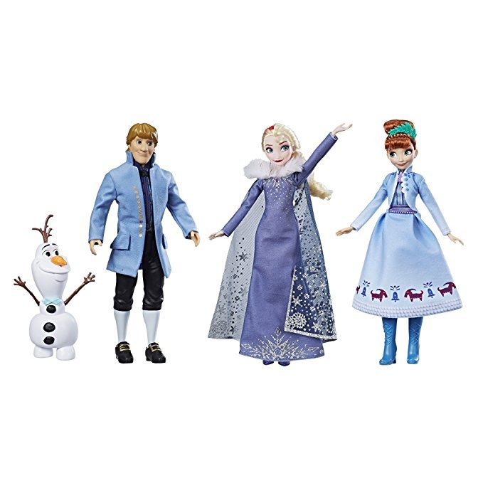 Normally $50, these Frozen toys are 41 percent off today (Photo via Amazon)