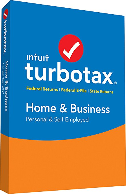 Normally $100, TurboTax Home & Business is 25 percent off (Photo via Amazon)