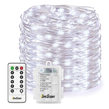 Normally $50, these string lights are 82 percent off today (Photo via Amazon)