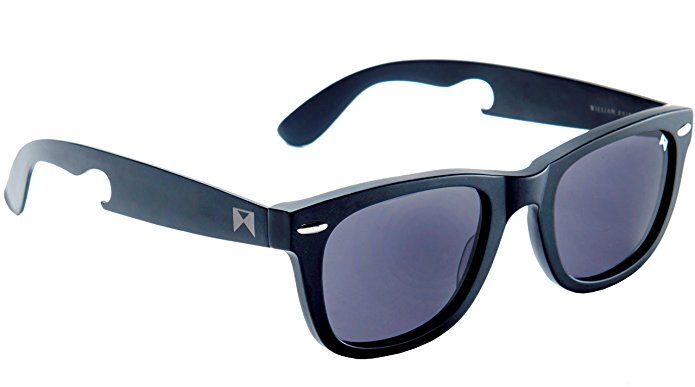 Normally $165, these wayfarer sunglasses are 40 percent off today (Photo via Amazon)