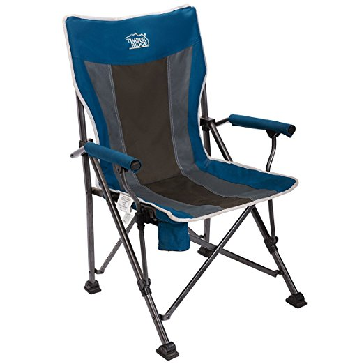 Normally $53, this folding chair is 32 percent off today (Photo via Amazon)