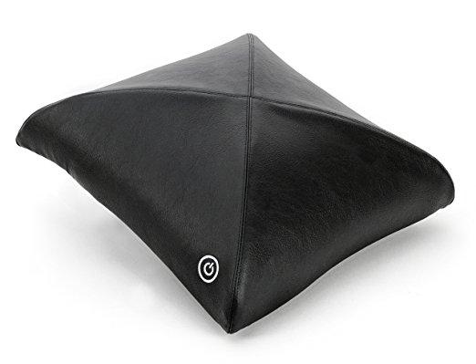 Normally $80, this luxury shiatsu massage pillow is 70 percent off today (Photo via Amazon)