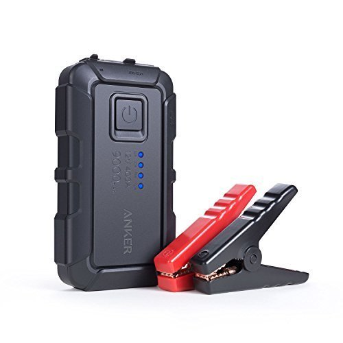 Normally $170, this Anker jump starter is 65 percent off today (Photo via Amazon)
