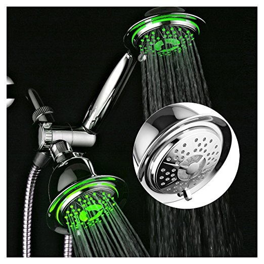 Normally $52, this #1 bestselling shower head is 23 percent off today (Photo via Amazon)