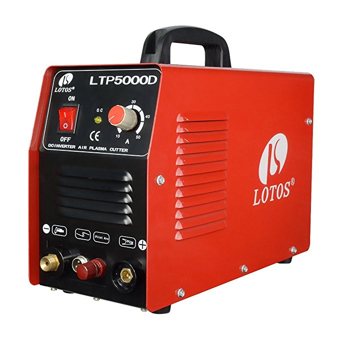 Normally $500, this #1 bestselling plasma cutter is 42 percent off today (Photo via Amazon)