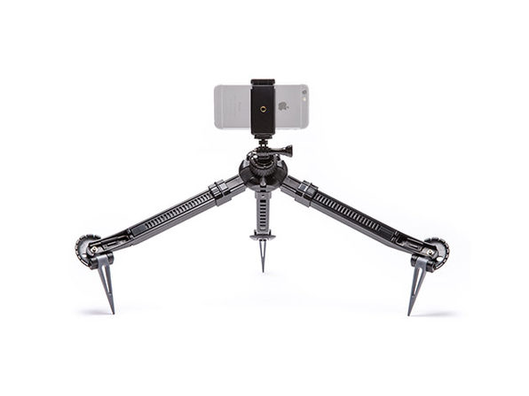 Normally $100, this tripod is 30 percent off