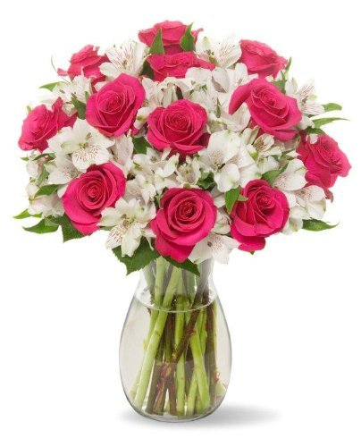 Normally $47, this bouquet is 36 percent off today (Photo via Amazon)