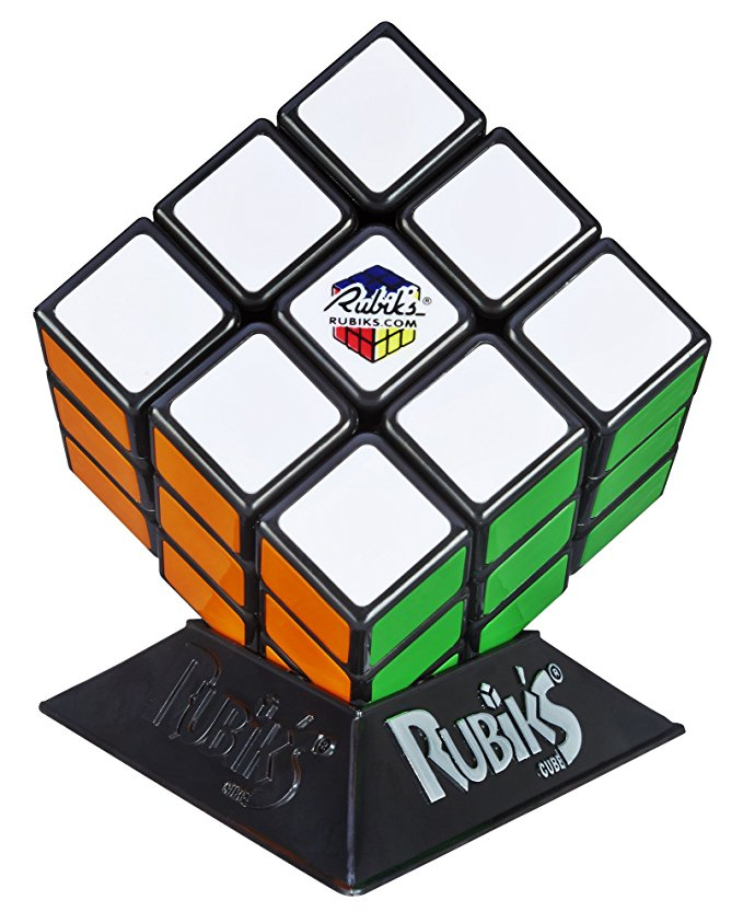 Normally $14, this Rubik's cube is 57 percent off today (Photo via Amazon)