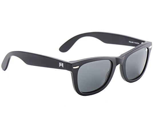 Normally $95, these wayfarer sunglasses are 40 percent off today (Photo via Amazon)