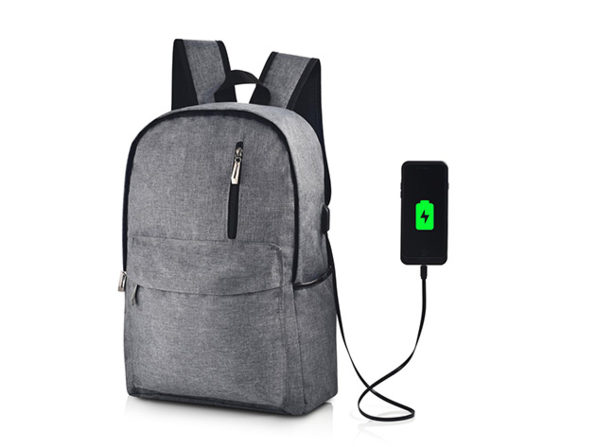 Normally $90, this charging backpack is 55 percent off