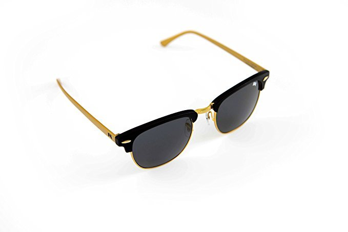 Normally $265, these clubmaster sunglasses are 63 percent off today (Photo via Amazon)
